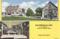 Haversham Inn, Westerly RI