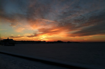 Watch Hill Sunset
