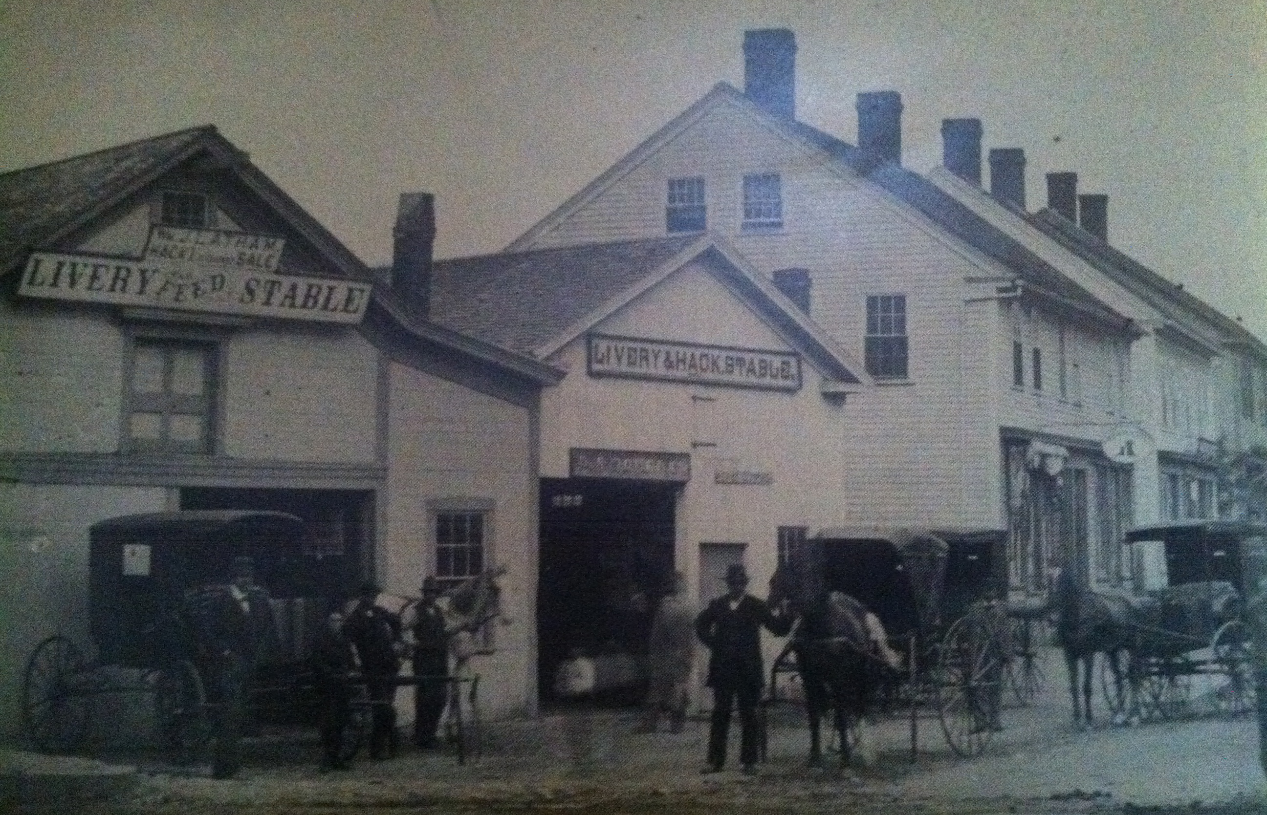 Latham's Stable, Westerly RI
