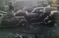 Stonington Borough after 1938 Hurricane.