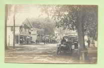 Trolley Cars in Old Mystic