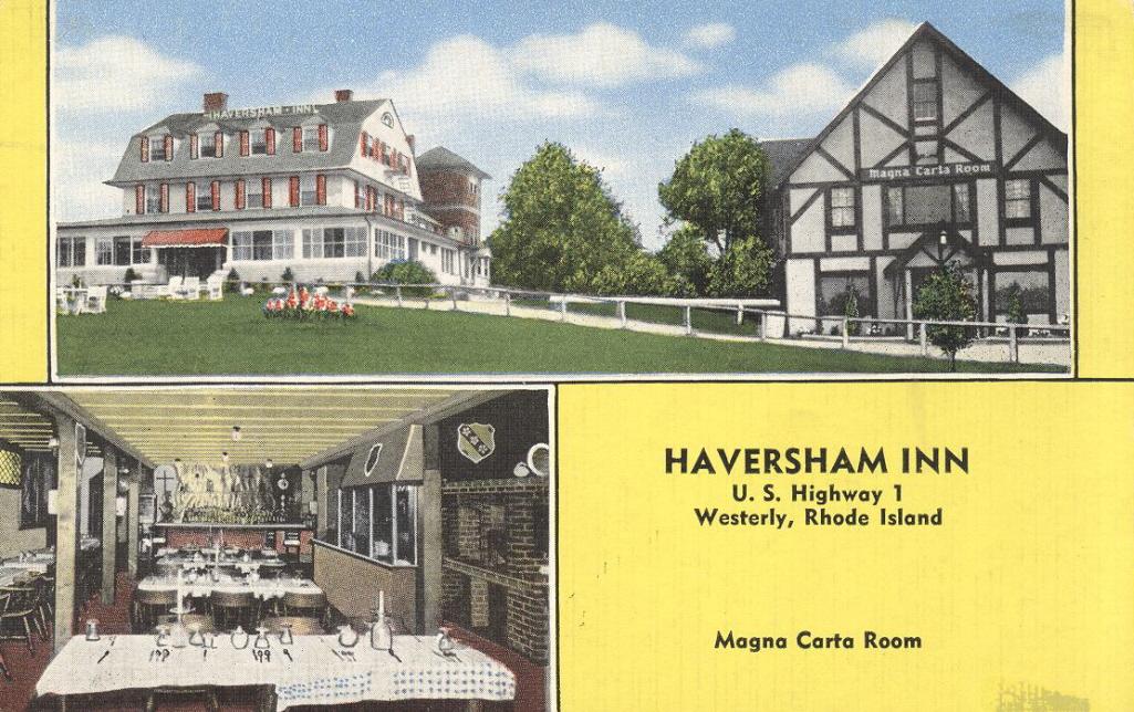 Haversham Inn, Westerly RI