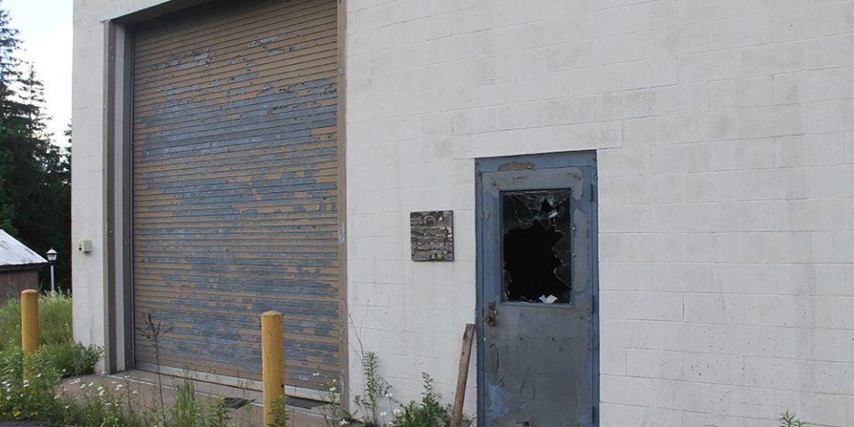 Abandoned New York Prison