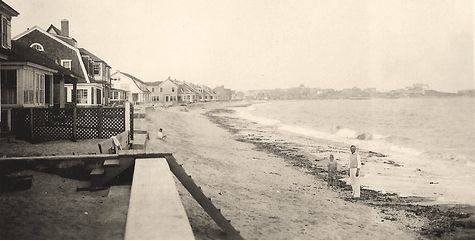 Napatree Point before the 1938 Hurricane